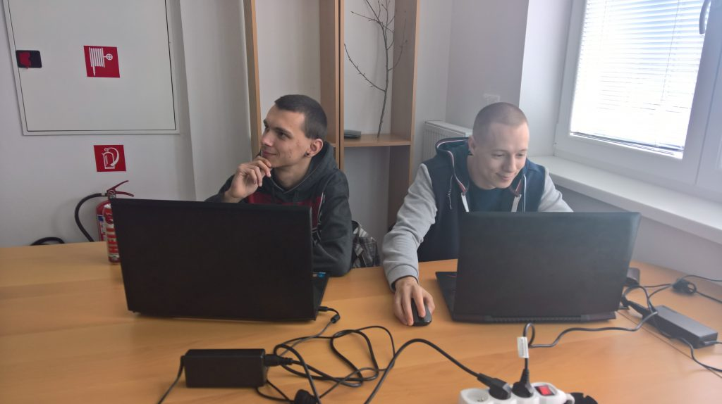 New office and employees in Nové Mesto nad Váhom