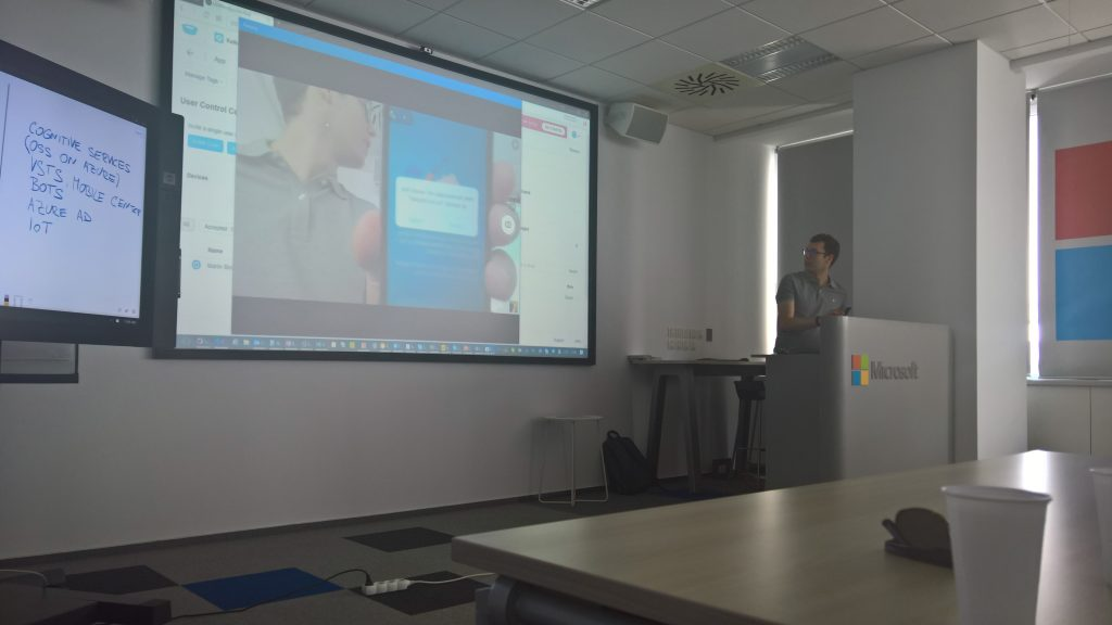 We are Microsoft Bizspark startup